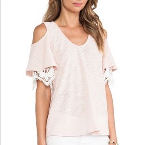VAVA by Joy Han Revolve Caitlyn Open Shoulder Top